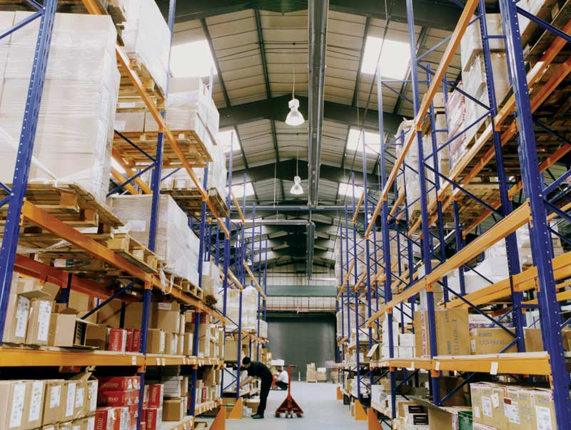 Warehouse Infrared Heating