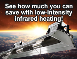 CoRayVac Infrared Heaters