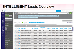 Intelligent Leads, ConnectConstruct™ Insight