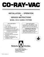 CRV-E Series Manual Cover