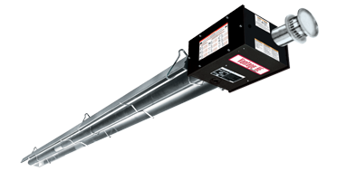 Harsh Environment Infrared Heaters