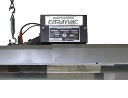 CoRayVac Infrared Tube Heater