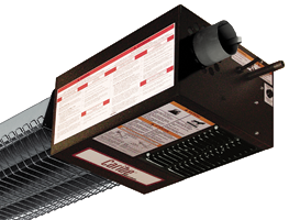 Residential Infrared Heater