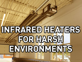 Vantage HEV Harsh Environment Heater
